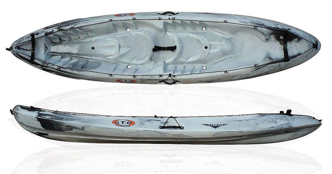 kayak -Ocean-Duo